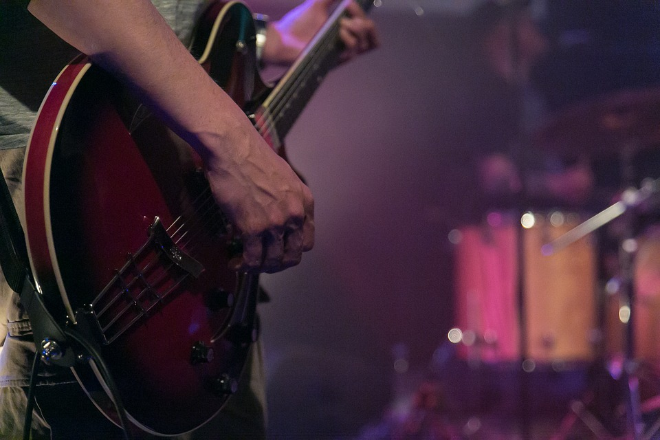 Where do awesome guitar riffs come from?